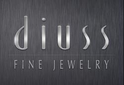 Diuss egyedi ezüst ékszerek