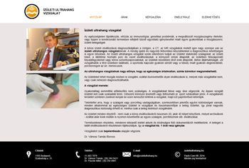 Ab Imp Pectore magánorvosi rendelő - ízületi ultrahang vizsgálat